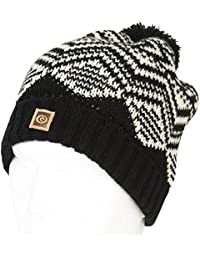 Rip Curl Wreck Beanie - Gorro para mujer, color negro