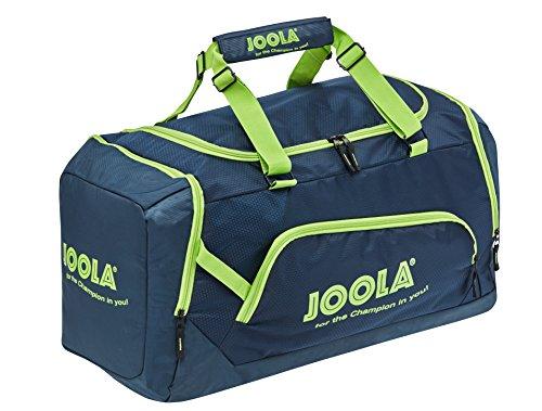 JOOLA Compact Tasche, Navy-Grün, 68 x 38 x 30 cm