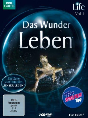 """Life – Das Wunder Leben. Vol. 1. Die Serie zum Film """"Unser Leben"""" (2 DVDs)"""