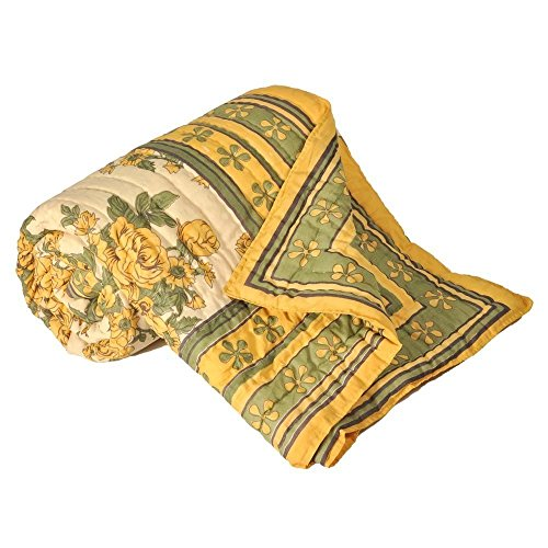 Rajasthani Razai Traditional Single Cotton Soft Quilt