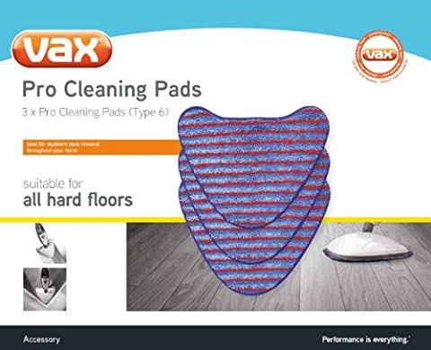 Vax Genuine Pro Cleaning Pads