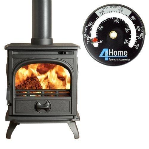 first4spares-ventilateur-eco-responsable-pour-four-multi-carburant-avec-thermometre-magnetique-nicke