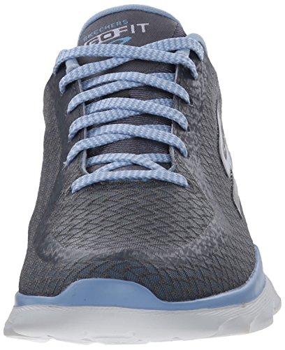 Skechers Performance Go Fit 3 Walking Shoe Gris - Gris (CCBL)