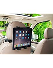 Die Hard Car Seat Tablet Holder for 7 to 10-inch Kindle/iPad/Tablets (Black)