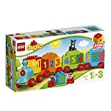 Enlarge toy image: LEGO 10847 Duplo My First Number Train Preschool Toy - toddler baby activity product