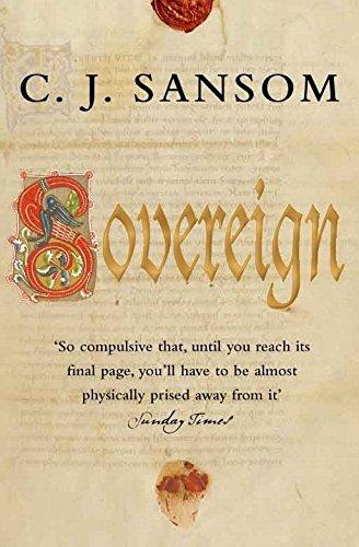 Sovereign: 3 (The Shardlake series)
