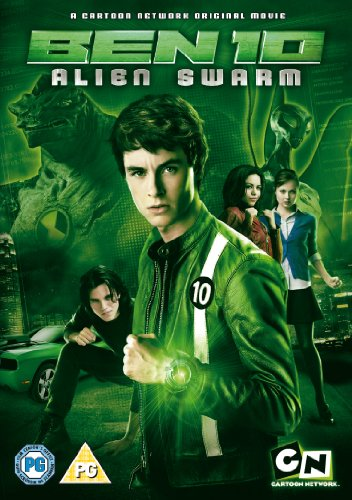 Image of Ben 10: Alien Swarm [DVD] [2010]