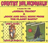 Country Joe McDonald - Animal Tracks / Rock And Roll Music From The Planet Earth (Digipak)