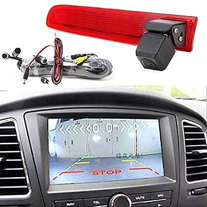 HSRpro-RFK-99-Kabellose-Funk-Rckfahrkamera-Kompatibilitts-Volkswagen-VW-T5-und-VW-T6-fr-Ihr-Transporter-und-Wohnwagen-Wohnmobile-Bremslicht-inkl-Monitor