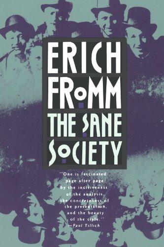 The Sane Society (Roman)