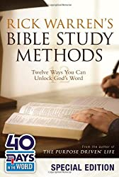 Rick Warrens Bible Study Methods Special Edition PB