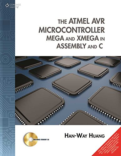 Atmel Avr Microcontroller: Mega And Xmega In Assembly And C W/ Cd,1Ed