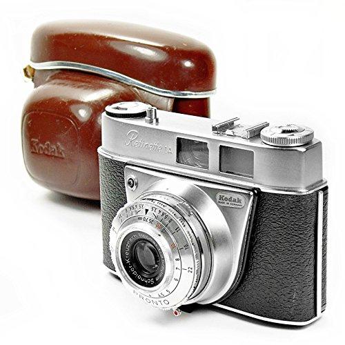 Kodak Retinette 1A–Vintage 1950er 35mm Film Kamera