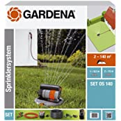 Gardena Viereckregner Sprinklersystem (8221)