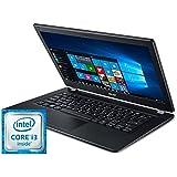 "Acer  - Travelmate p238-m-30b8 - core i3 6100u / 2.3 ghz - actualizaci�n inversa de win 10 pro 64 bits/win 7 pro 64 bits - 4 gb ram - 500 gb unidad h�brida - 13.3"" 1366 x 768 ( hd ) - hd graphics 520 - 802.11ac - negro"