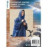 Poncho Chubasquero Impermeable Protección contra la Lluvia para Bicicleta - Unisex