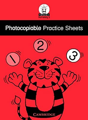 First Skills in Numeracy 3 Photocopiable practice sheets: Keystage 3 by Cambridge University Press