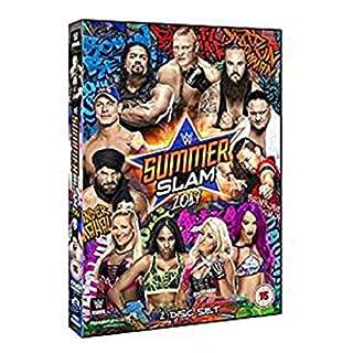 WWE: Summerslam 2017DVD–2Disc 's