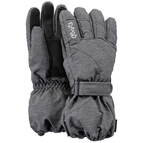 Barts Tec Gloves Dark Heather Size 3 | 08717457582080