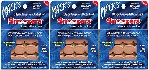 mastice-di-silicone-modellabile-snoozers-marinelli-tappi-per-le-orecchie-6-paia-x-3-18-paia