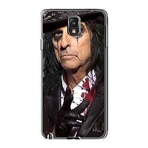 Samsung Galaxy Note3 Usw3357dQhK Customized Attractive Bon Jovi Series Shock-Absorbing Hard Phone Case -IanJoeyPatricia