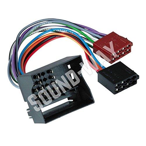 BMW-Cable adaptador ISO de conexión de radio de coche para BMW X3 M3////Z8 Z4 X5