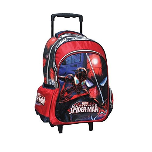 SPIDERMAN - DISNEY TROLLEY - SAC A DOS CARTABLE POUR...
