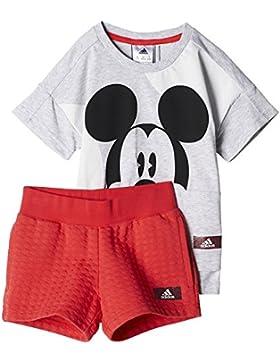 adidas Kinder Lg Dy Tm Su Set Trainingsanzug