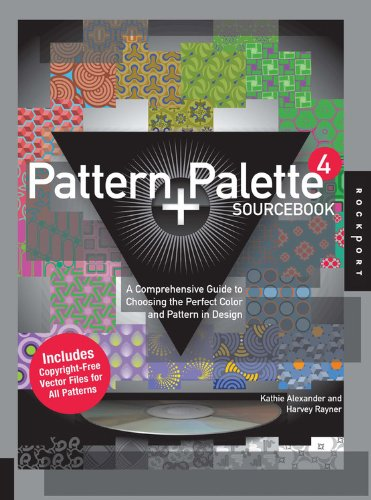 Pattern & Palette Sourcebook 4: Exploring Geometric Pattern and Color