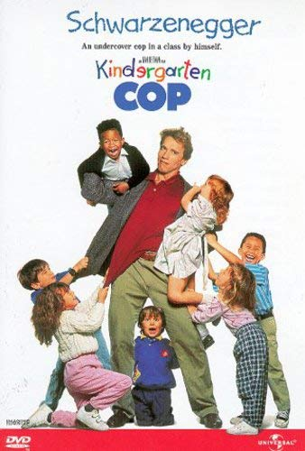 Kindergarten Cop [Import USA Zone 1]