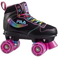Fila Skates Vanity, Pattini A Rotelle Donna, Nero, 41