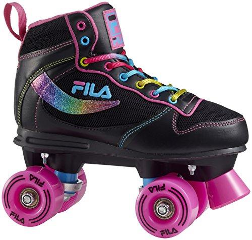 Fila SKATES ROFIVANIT739000 Roller Quad Femme, Noir, Taille : 39