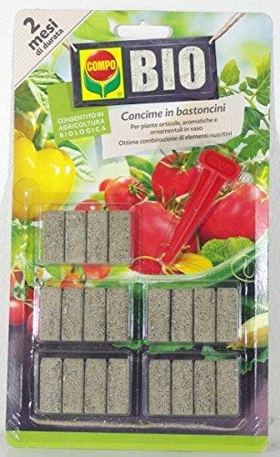 COMPO En Bâtonnets D'Engrais Pour Les Plantes Aromatiques D'Horticulture Ornementale Pièces 20