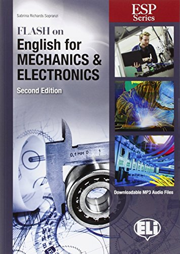 flash-on-english-for-mechanics-electronics-con-espansione-online-per-gli-ist-tecnici-e-professionali