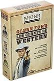 Coffret glenn ford 3 films : jubal, l'homme de nulle part ; le souffle de la violence ; le déserteur de fort alamo