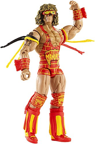 oments Ultimate Warrior Elite Figure ()