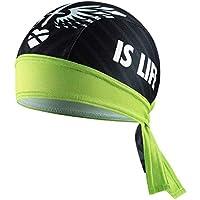 LUFA Sombrero de refrigeración para bicicletas de verano para hombres