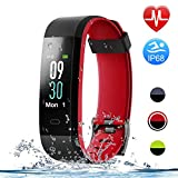 Best Android Fitness Watches - Letsfit Fitness Tracker Color Screen, Heart Rate Monitor Review