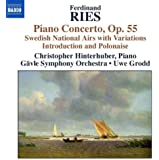 Ferdinand Ries : Concertos pour piano, Volume 2
