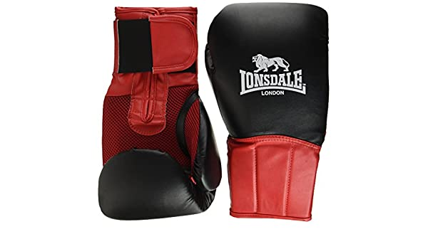 Unisex Lonsdale Performer Boxing Gloves Performer Boxhandschuhe