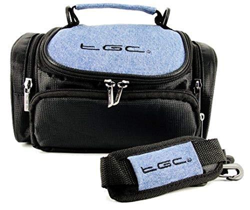 TGC Kameratasche für Samsung WB150F / WB850F mit Zubehör