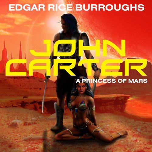 John Carter in 'A Princess of Mars'  Audiolibri