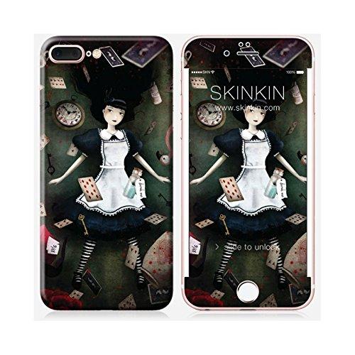iPhone SE Case, Cover, Guscio Protettivo - Original Design : iPhone 7 Plus Skin