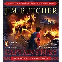 Captain's Fury: Book Four of the Codex Alera