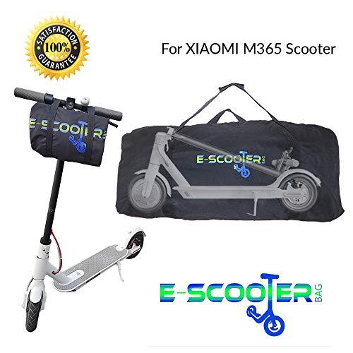 ad17848f4f62 E-Scooter Bag Bolsa de Transporte para Xiaomi Mijia M365 para patinetes  electricos Ecogyro Homcom