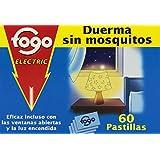 Fogo Recarga para Aparato Eléctrico Antimosquitos - 60 Pastillas