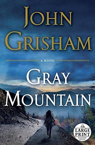 Gray Mountain (Random House Large Print)