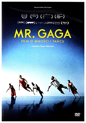 Mr. Gaga [DVD] (English audio)