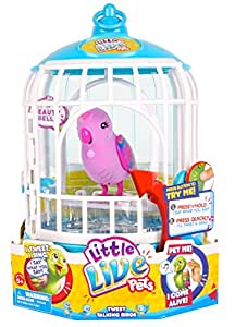 Little Live Pets Bird Cage Styles May Vary