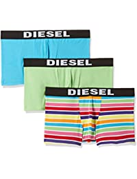 Diesel Men's cotton Boxers  (Pack of 3)